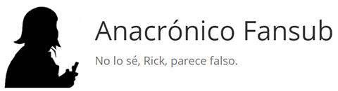 Fansub: Anacrónico Fansub